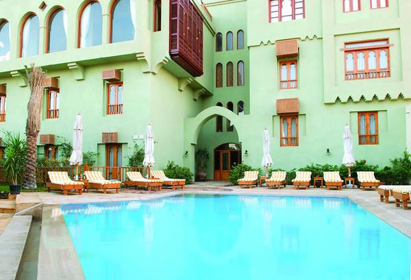 Ali Pascha Hotel