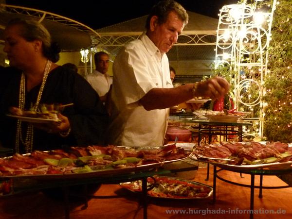 Buffet Hurghada